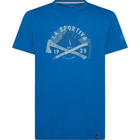 La Sportiva Hipster Koszulka Mężczyźni, neptune